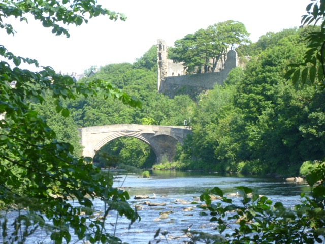 The Castle at Barnard Castle